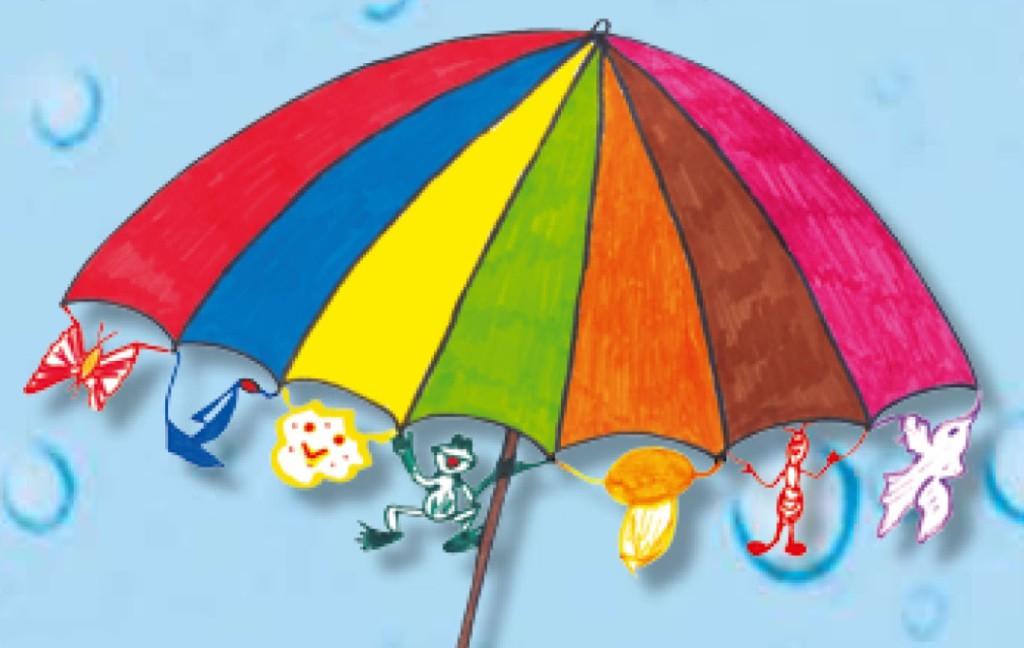Зонтик своими руками картинки